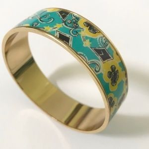 Lilly Pulitzer Kappa Alpha Theta sorority bangle